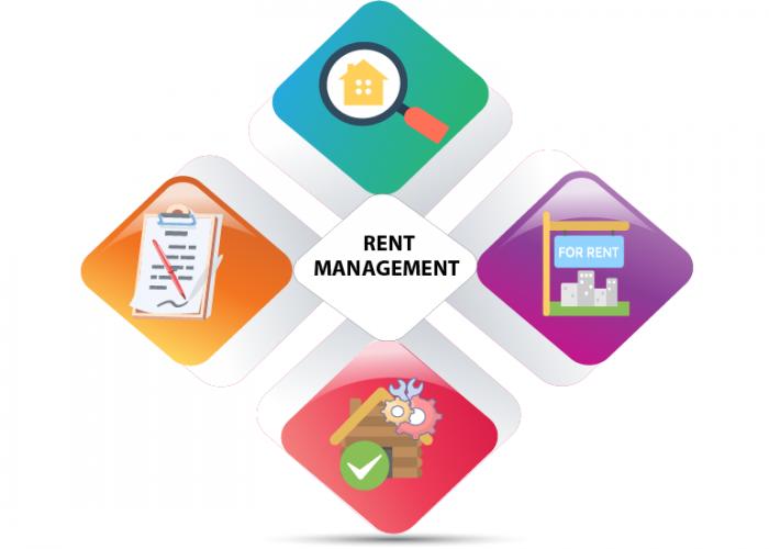 Rental Services Under Property Management Infographic