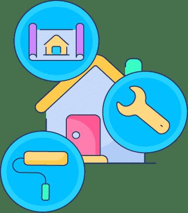 Maintenance, Repairs & Remodeling in RENTAL MANAGEMENT